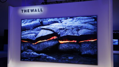 "Photo of Samsung presenta ""The Wall' una pantalla de 146 pulgadas MicroLED"