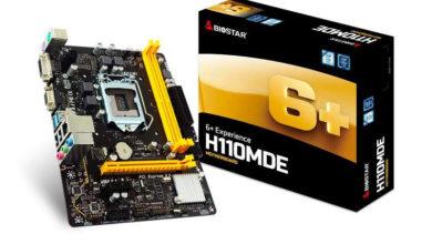 Photo of Biostar presenta su placa base económica H110MDE para Intel Core