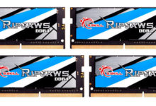 Photo of G. Skill lanza el kit de memorias SO-DIMM DDR4 mas rápidos del mundo