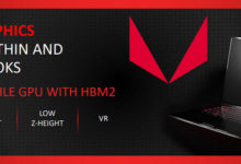 Photo of AMD anuncia sus tarjetas gráficas 'discretas' Radeon VEGA Mobile