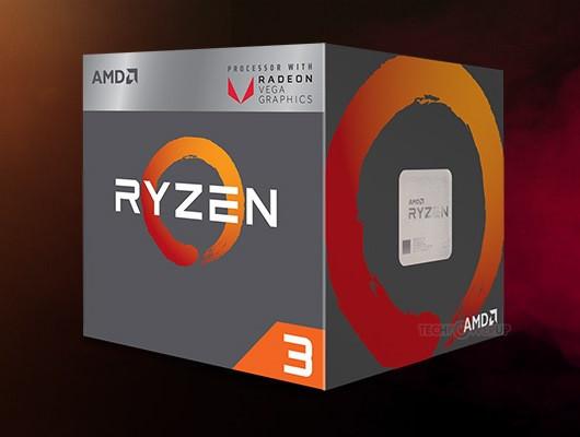 Ryzen 5 2400G - Ryzen 3 2200G