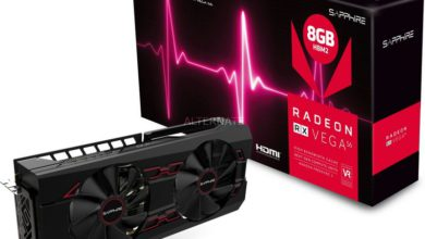 Photo of El RX Vega 56 Pulse de Sapphire estará disponible el 12 de febrero