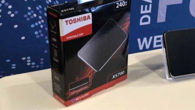Photo of Toshiba presenta su primer unidad SSD externa XS700