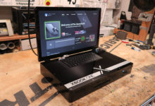 Photo of Se lanza un modelo 'portatil' de la Xbox One X de Microsoft