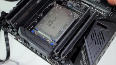 Photo of der8auer arranca una Asus X399 Zenith Extreme con un AMD EPYC