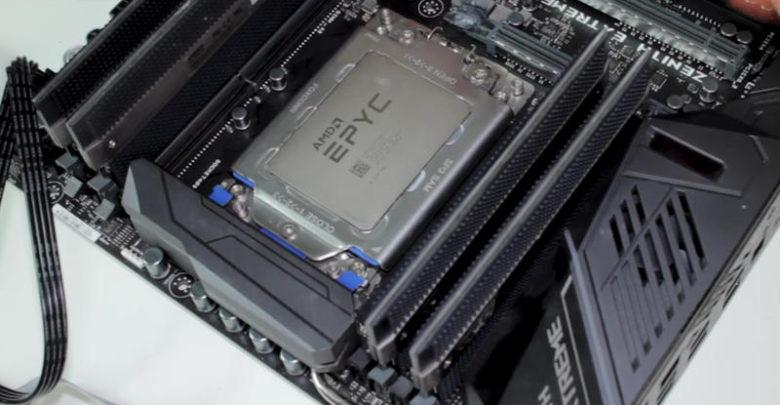 Photo of der8auer arranca una Asus X399 Zenith Extreme con un AMD EPYC