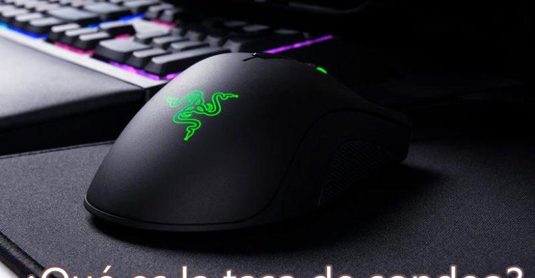 Photo of ¿Qué es la tasa de sondeo de un ratón?