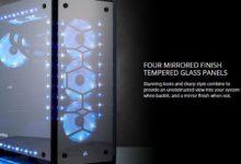 Photo of Corsair lanza su nuevo chasis de Crystal 570X RGB Mirror Black Glass