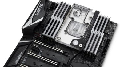 Photo of EK anuncia el Monoblock para placas base MSI X399