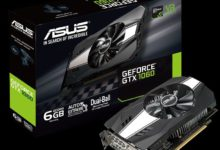Photo of ASUS anuncia la tarjeta gráfica GeForce GTX 1060 Phoenix de 6GB