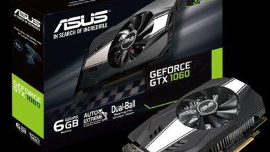 Photo of ASUS anuncia la tarjeta gráfica GeForce GTX 1060 Phoenix de 6GB