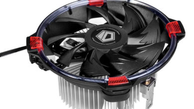 Photo of ID-Cooling anuncia el disipador DK-03 Halo AMD Red