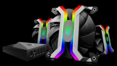 Photo of Deepcool lanza el ventilador Smart RGB sin marco MF120