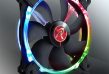 Photo of Raijintek presenta los ventiladores RGB Macula 12 Rainbow