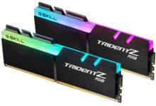 Photo of G. SKILL lanza las memorias Trident Z RGB DDR4 más rápida del mundo