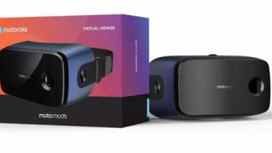 Photo of Motorola estaría trabajando en sus propias gafas de realidad virtual