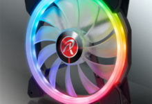 Photo of Raijintek presenta los ventiladores Iris 14 Rainbow RGB