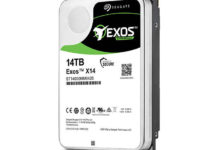 Photo of Seagate presenta el disco duro empresarial Exos X14 de 14 TB