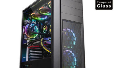 Photo of Thermaltake el chasis presenta el Versa H26 Edition de vidrio templado