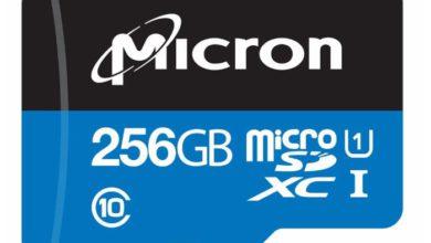 Photo of Micron anuncia nuevas tarjetas MicroSDXC con memoria 3D NAND