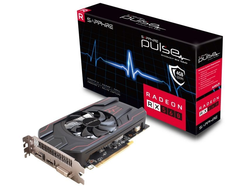 RX 560 PULSE