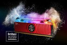 Photo of XPG SPECTRIX D80 es la primera memoria RAM con refrigeración liquida