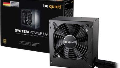 Photo of Be Quiet! anuncia las fuentes de alimentación System Power U9