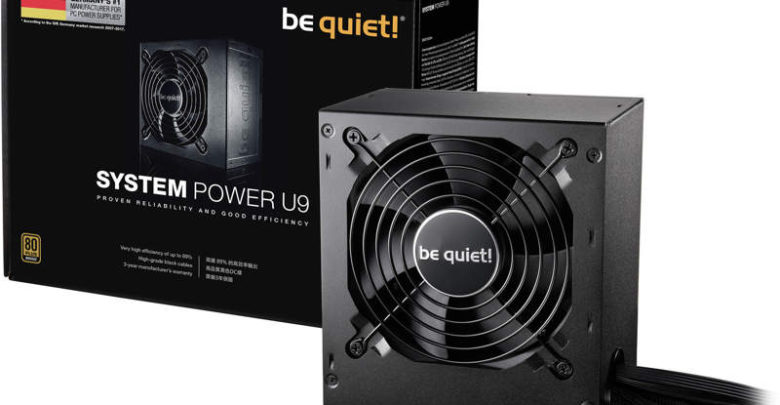 Photo of Be Quiet! anuncia las fuentes de alimentación System Power U9