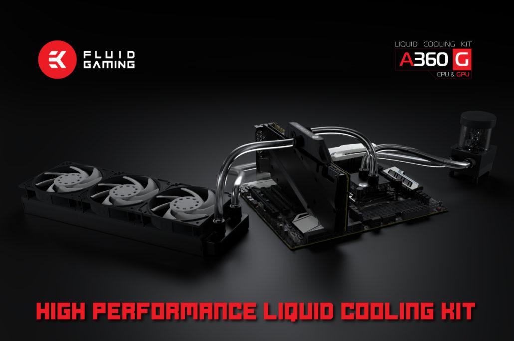 EK Fluid Gaming A360G