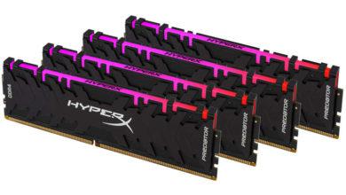 Photo of HyperX anunció hoy el Predator DDR4 RGB con tecnología de infrarrojos