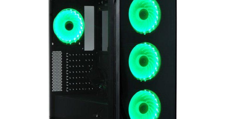 Photo of X2 Presenta el chasis ATX de la serie BLAZE con vidrio templado