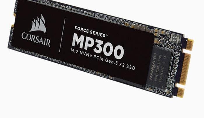 Photo of Corsair las unidades SSD NVME MP300 con memoria 3D NAND