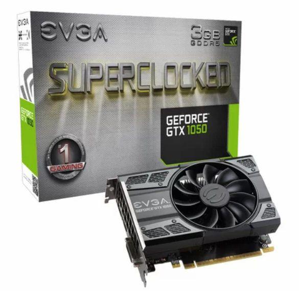 GTX 1050 con 3GB