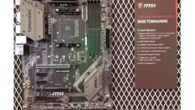 Photo of MSI presento las placas base B450 Tomahawk y A-Pro en el Computex