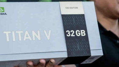 Photo of Nvidia ha revelado la tarjeta gráfica Titan V CEO Edition de 32 GB