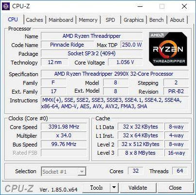 Threadripper 2990X