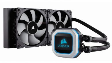 Photo of Corsair prepara el refrigerador liquido AIO Hydro H100i Pro