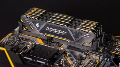 Photo of Se lanzan las memorias Crucial Ballistix Sport AT Gaming Memory