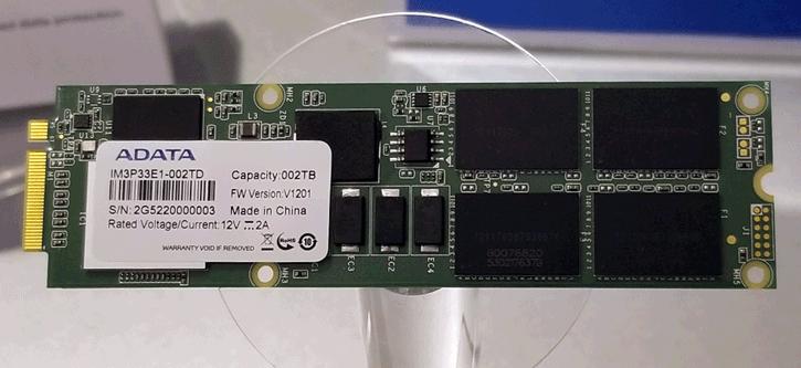 Photo of ADATA tiene preparado nuevas unidades SSD NVMe con formato M.3