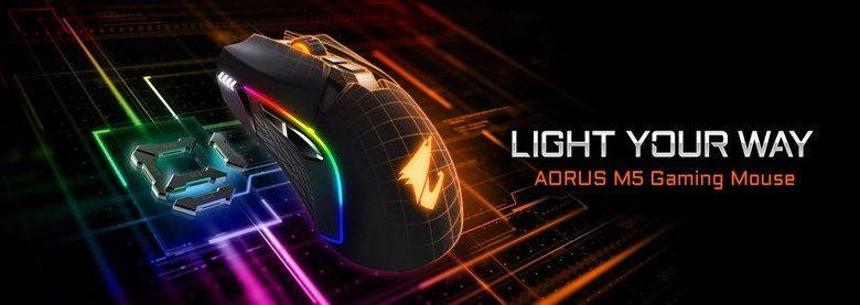 Photo of Gigabyte lanza el nuevo ratón para gaming AORUS M5