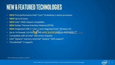 Photo of Intel confirma que los próximos Core i9 vendrán soldados