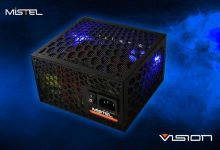 Photo of Mistel Vision MX es una fuente sin ventilador e iluminación LED RGB