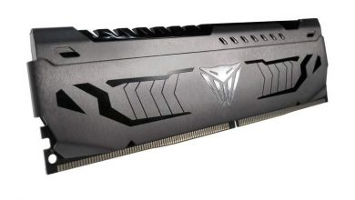 Photo of Patriot presenta kits de memoria Viper Steel DDR4 de hasta 4400MHz