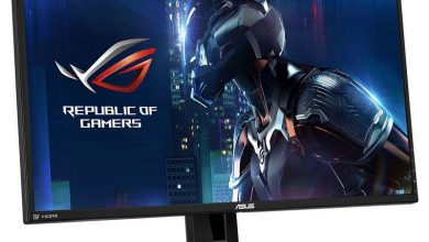 Photo of ASUS presenta el monitor PG278QE de 27 pulgadas y 165 Hz