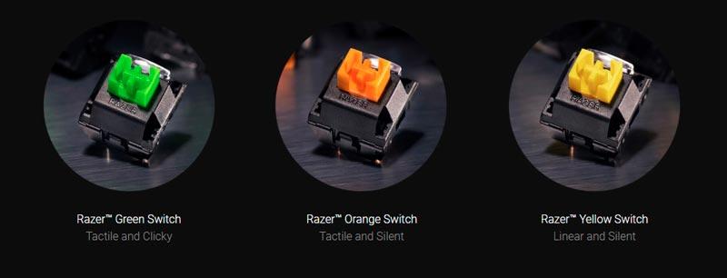 interruptor razer