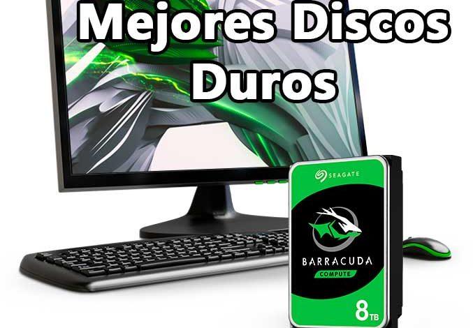 Photo of Mejores discos duros del mercado