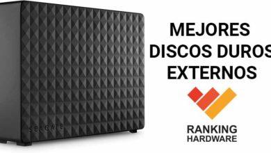 Photo of Los mejores discos duros externos del mercado