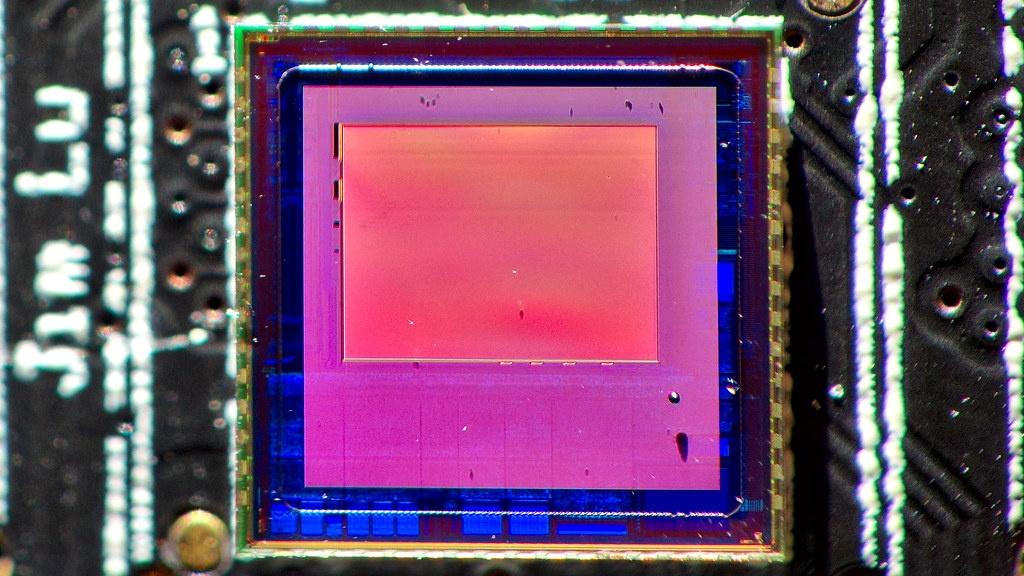 sensor webcam